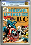 Official Handbook of the Marvel Universe #2