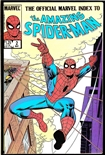 Official Marvel Index to the Amazing Spider-Man #2