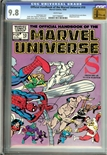 Official Handbook of the Marvel Universe #10
