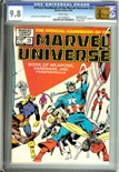 Official Handbook of the Marvel Universe #15