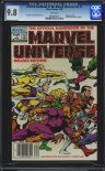 Official Handbook of the Marvel Universe (Vol 2) #1