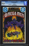 Omega Men Annual #1