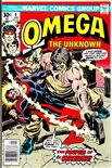 Omega the Unknown #6