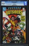 Outsiders Special #1