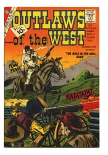 Outlaws of the West #34