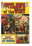 Outlaws of the West #39