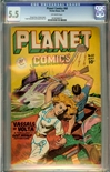 Planet Comics #60