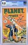 Planet Comics #54