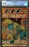 Pep Comics #16