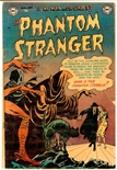 Phantom Stranger #1