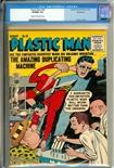 Plastic Man #58