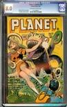 Planet Comics #42