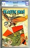 Plastic Man #52