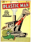 Plastic Man #12