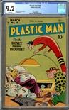 Plastic Man #16