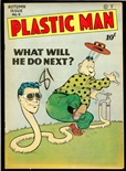 Plastic Man #9