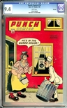 Punch Comics #16