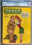Punch Comics #17