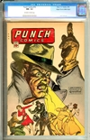 Punch Comics #10