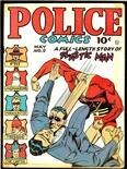 Police Comics #9