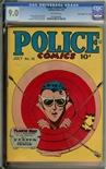 Police Comics #32