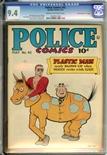 Police Comics #42