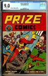 Prize Comics #5