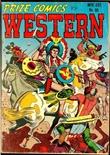 Prize Comics Western #90