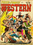 Prize Comics Western #93