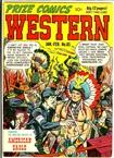 Prize Comics Western #85