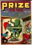 Prize Comics #43