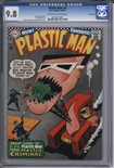 Plastic Man #4