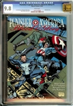 Punisher Captain America: Blood and Glory #1