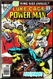 Power Man Annual #1