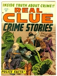 Real Clue Crime Stories #5