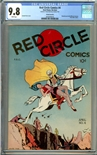 Red Circle Comics #4