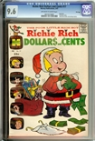 Richie Rich Dollars & Cents #17
