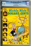 Richie Rich Dollars & Cents #4