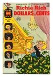 Richie Rich Dollars & Cents #50
