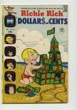 Richie Rich Dollars & Cents #52
