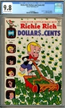 Richie Rich Dollars & Cents #42