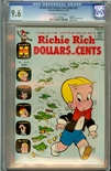 Richie Rich Dollars & Cents #22