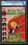 Richie Rich Dollars & Cents #10