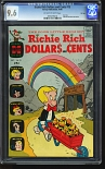 Richie Rich Dollars & Cents #15