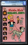 Richie Rich Dollars & Cents #19