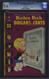 Richie Rich Dollars & Cents #58