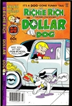 Richie Rich and Dollar the Dog #23