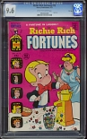 Richie Rich Fortunes #12