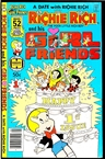 Richie Rich and His Girlfriends #1