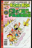 Richie Rich and His Girlfriends #8